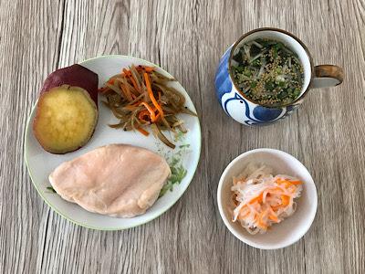 2019年10月30日の昼食